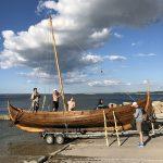 Thor, veeskamine, viikingilaev